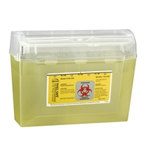 SHARPS CONTAINER 3-Quart Wallsafe®