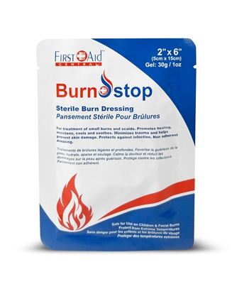"Cool Blaze 2"" x 6""  Burn Dressing"
