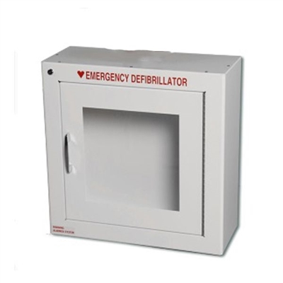 Surface Mount Wall AED Cabinet With Alarm