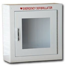 SURFACE MOUNT WALL AED CABINET