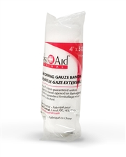 Conforming Stretch Gauze Bandage Roll 4