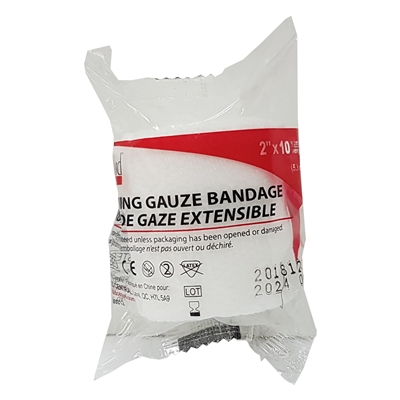 Conforming Stretch Gauze Bandage Roll 2""