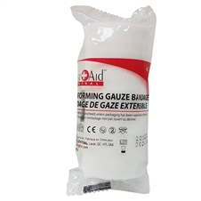 Conforming Stretch Gauze Bandage Roll 4""