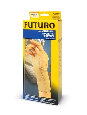 Futuro Splint Wrist Brace - Right Hand