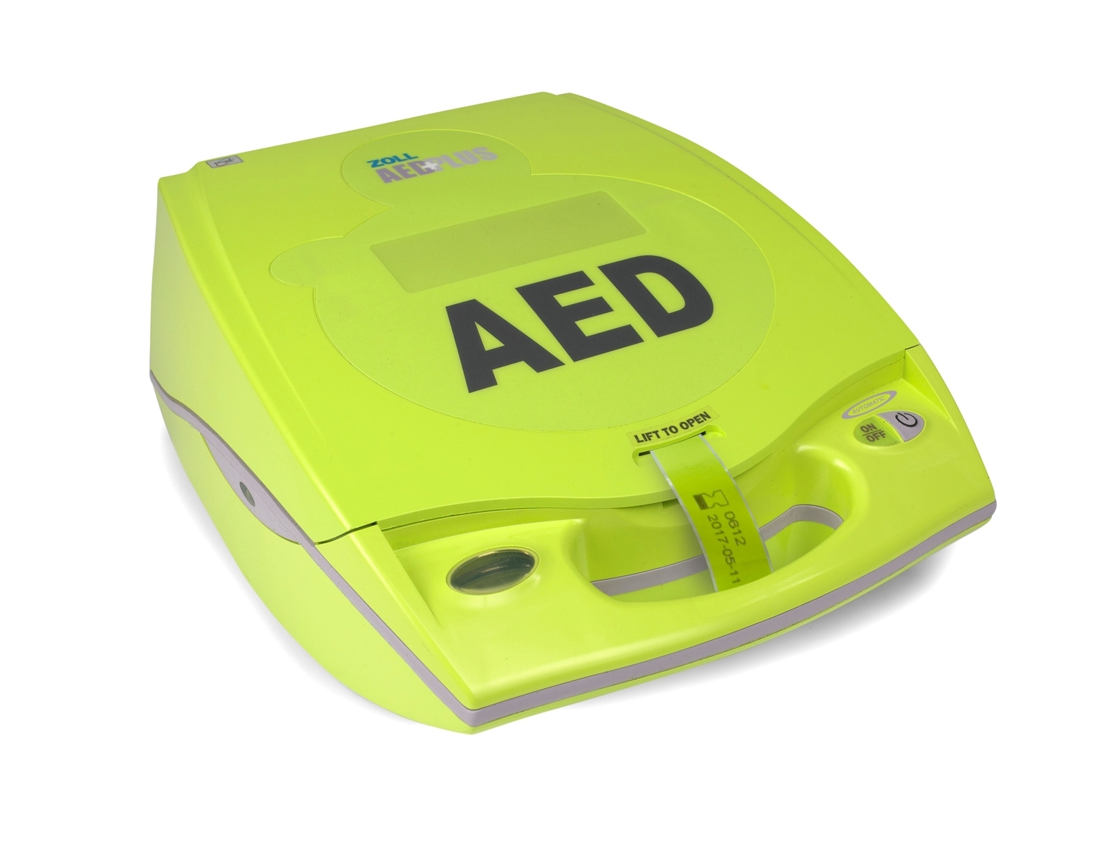 Shop Zoll AED Plus Fully Automatic - Canadian Safety Supplies