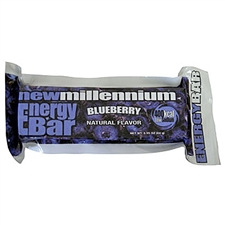 Millennium Energy Food Bar - Blueberry
