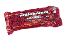 Millennium Energy Food Bar - Raspberry