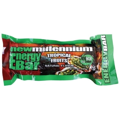 Millennium Energy Food Bar - Tropical