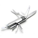 11-in-1 Multi-function Pocket Knife