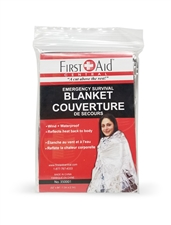 Emergency Mylar Rescue Blanket