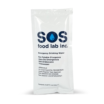 S.O.S - Emergency Purified Drinking Water