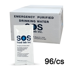 Emergency Water Rations
