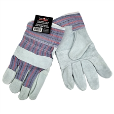Leather Work Gloves (1 Pair)