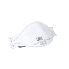 3M Aura Particulate Respirator Mask, 9210+, N95 - Single Mask