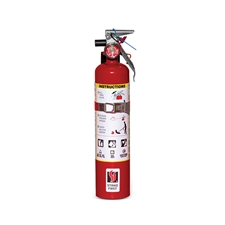 Fire Extinguisher ABC, 2.5 lbs, with wall hook