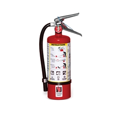 Fire Extinguisher ABC Dry Chemical - 5lbs