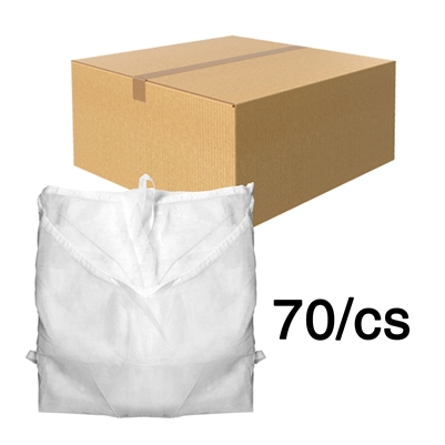 Disposable Isolation Gowns white (case of 70)