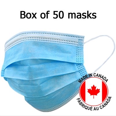 Level 2 Hospital / Medical 3-Ply Surgical Masks