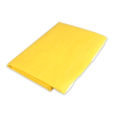 Dynarex Yellow Emergency Highway Blanket (economy)