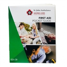 St. John Ambulance Pocket Guide