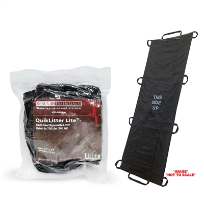 Rescue Essentials QuikLitter Lite