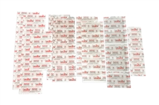 Adhesive Bandages Assorted (Bag of 60)