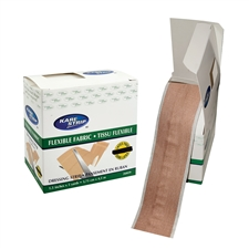 "Fabric Dressing Strip 1 1/2"" x 5 y"