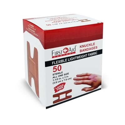 Light weight Fabric Adhesive Bandages Knuckle