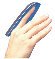 "Aluminum Foam Finger Splint 1"" x 18"""