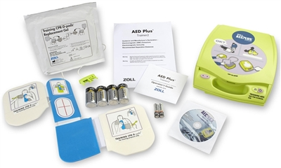 ZOLL AED Plus Trainer2 - Semi Automatic
