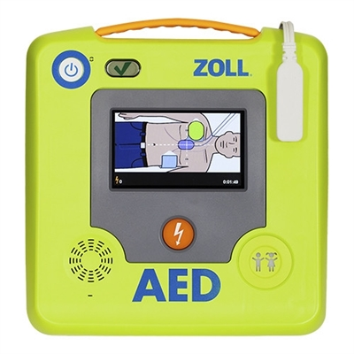 Zoll AED 3 Semi Automatic - English