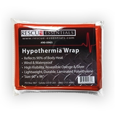 Hypothermia Wrap by Rescue Essentials