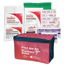 Alberta Type P Regulation First Aid Kit, customizable with YOUR LOGO!