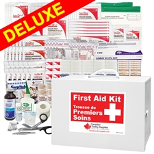 Alberta Deluxe Regulation Plus First Aid Station