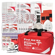 BC Level 2 Provincial Regulation First Aid Kit