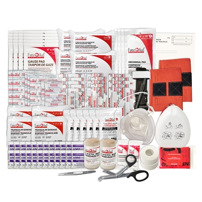 BC Level 2 First Aid Kit - Refill