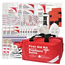 BC Level 3 Provincial Regulation First Aid Kit