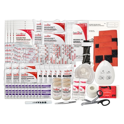 BC Level 3 First Aid Kit - Refill