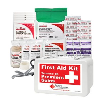 BC Basic Provincial First Aid Kit