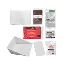 Biohazard Spill Clean-up Kit - Standard