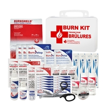 Large Restaurant Burn Kit