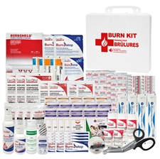 Welders Burn First Aid Kit - Large
