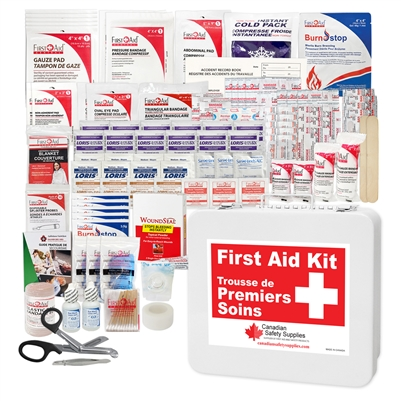 Ontario Contractors First Aid Kit