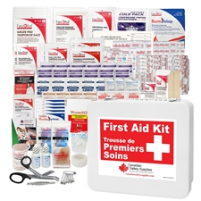 Quebec Contractors First Aid Kit