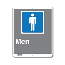 MEN - CSA INFORMATION SIGN
