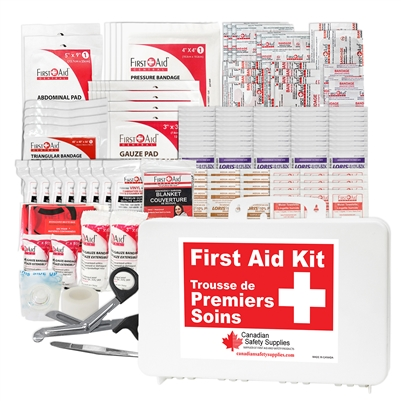 CSA Type 2 Basic First Aid Kit - Medium (26-50 Workers)