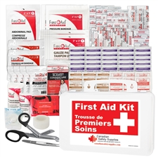 CSA Type 2 Basic First Aid Kit - Small (2-25 Workers)