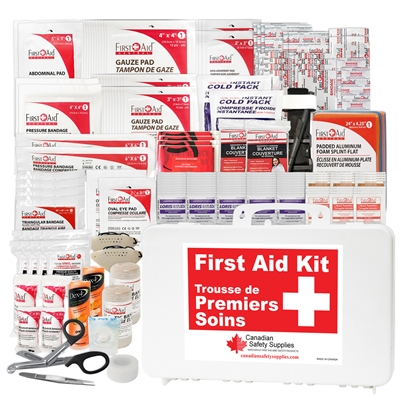CSA Type 3 Intermediate First Aid Kit - Medium (26-50 Workers)