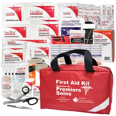 CSA Type 3 Intermediate First Aid Kit - Small (2-25 Workers)