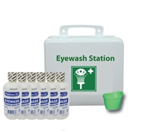 Plastic Portable Eyewash Station